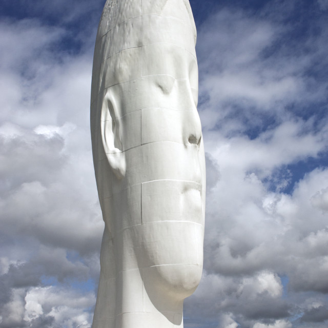 """Statue"" stock image"