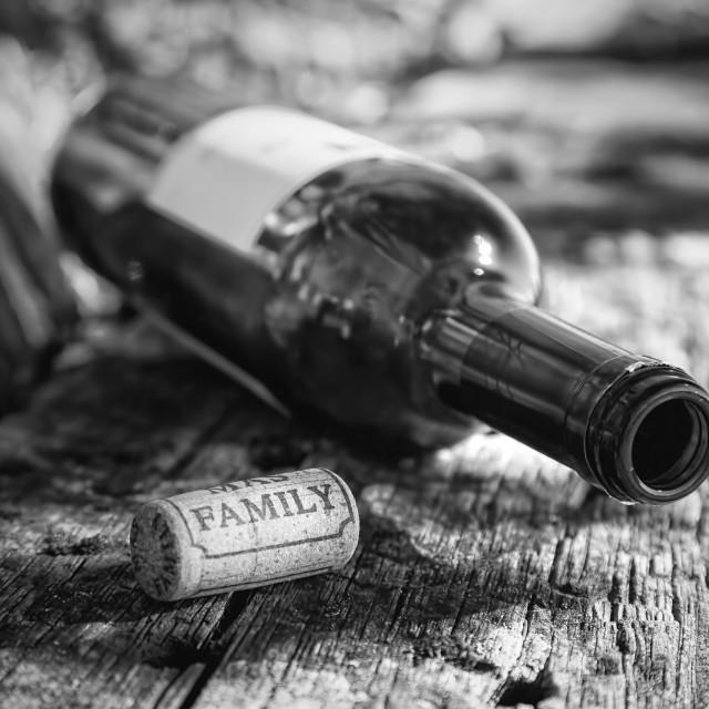 """Summer Wine"" stock image"