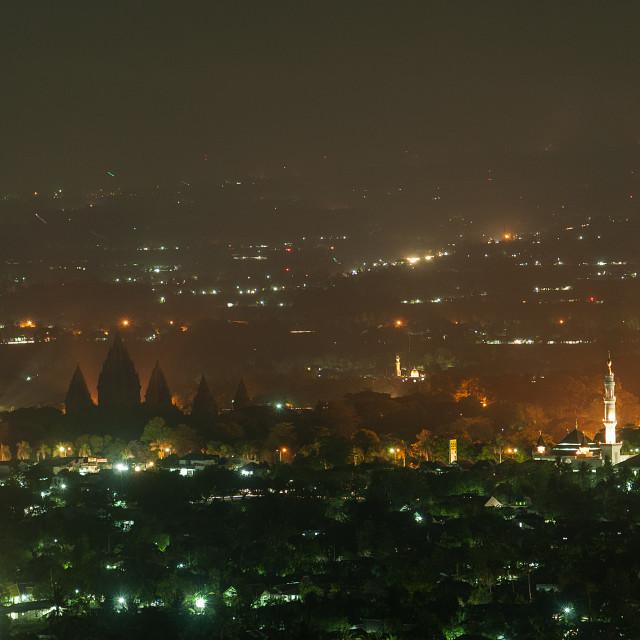 """""""Prambanan Temple"""" stock image"""