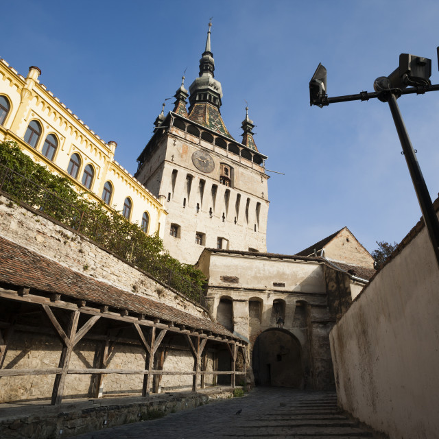 """Sighisoara"" stock image"