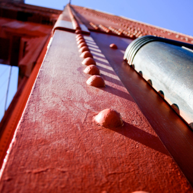 """""""The Golden Gate"""" stock image"""