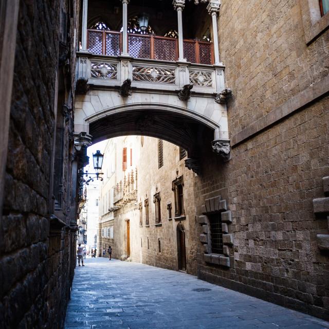 """Barcelona, Spain"" stock image"