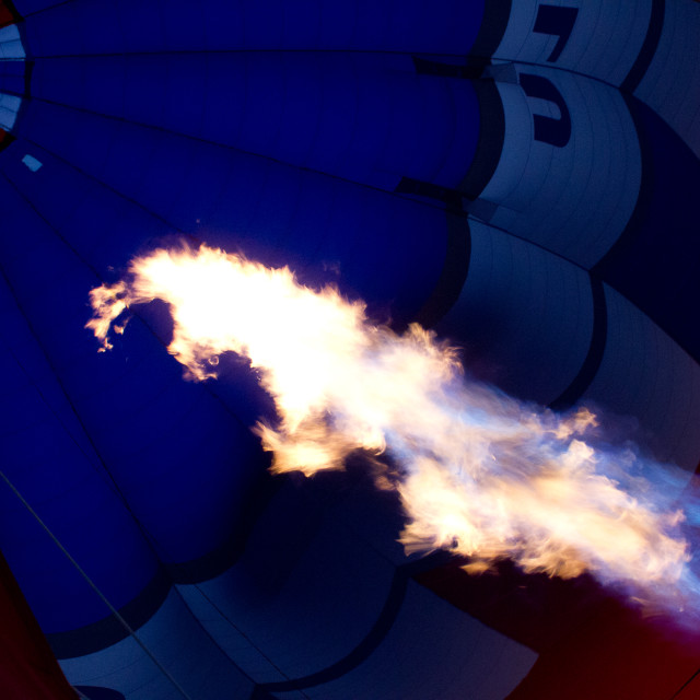 """""""Breath of Fire"""" stock image"""