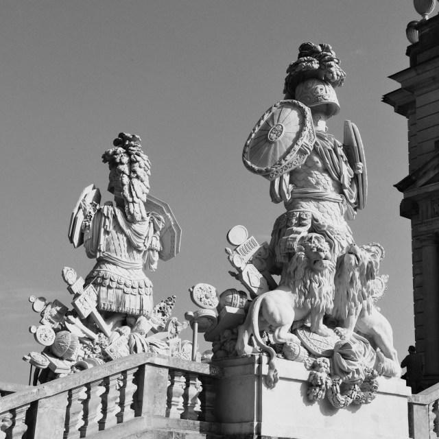 """""""Schönbrunn"""" stock image"""