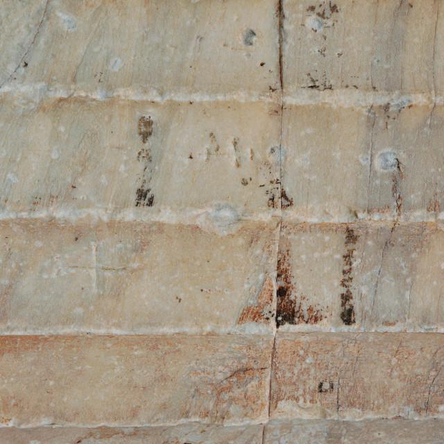 """ancient greek column background"" stock image"