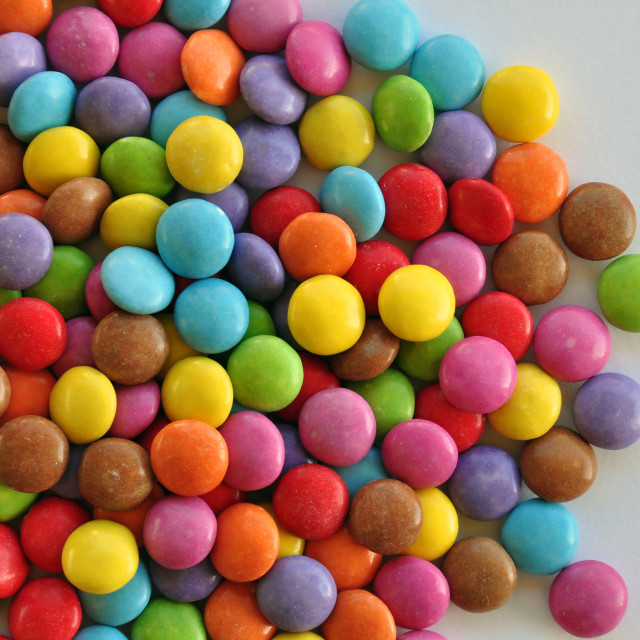 """""""colorful candy background"""" stock image"""