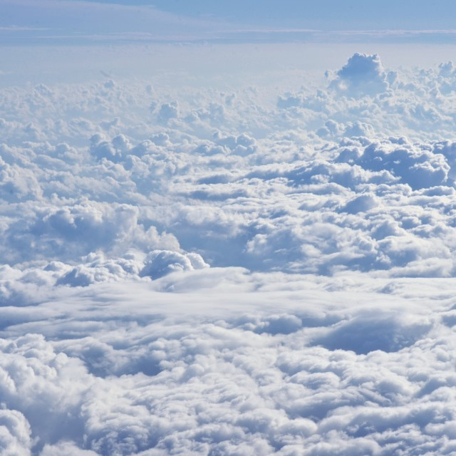 """Clouds 3 group 2"" stock image"