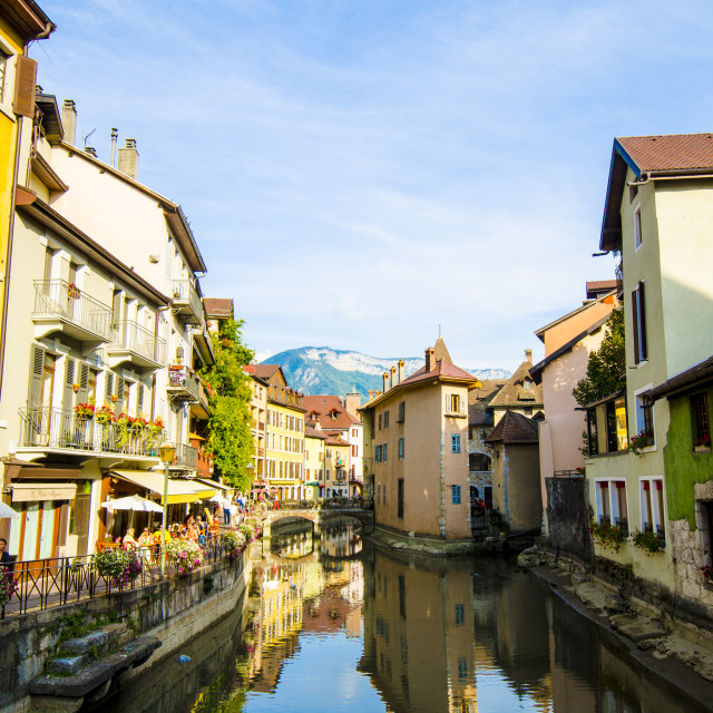 """""""Annecy"""" stock image"""