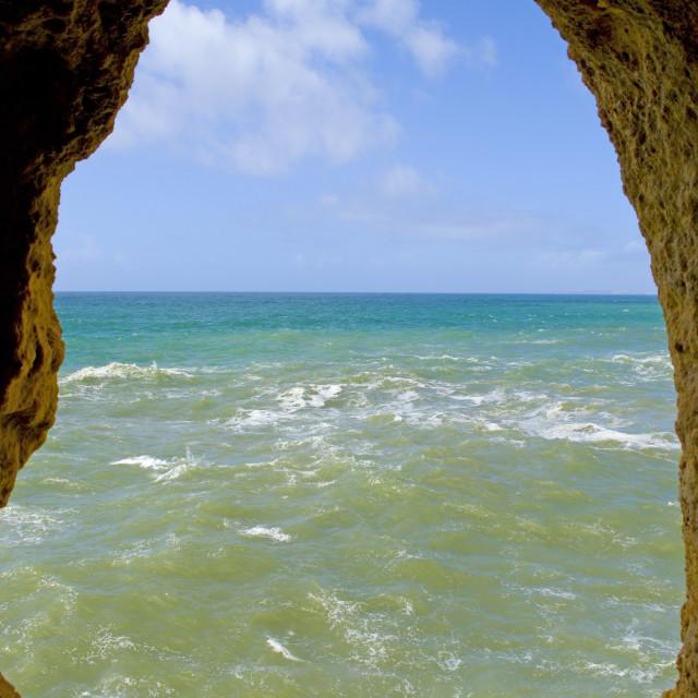 """""""Ocean View"""" stock image"""