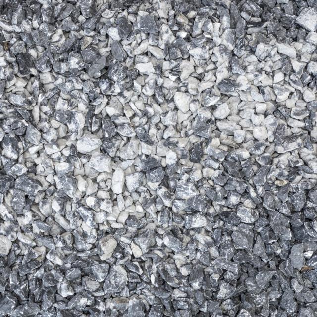 """""""rocky gravel stones background"""" stock image"""