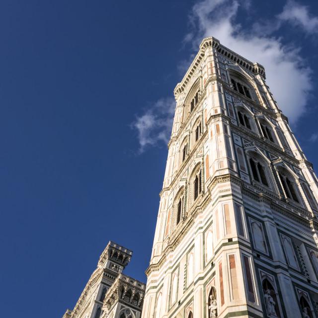 """Florence cathedral - Duomo Santa Maria del Fiore"" stock image"