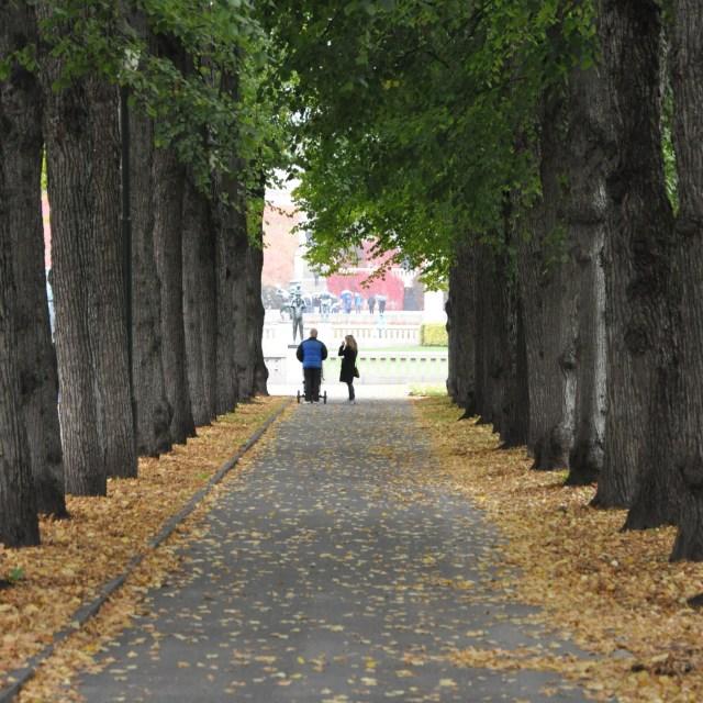 """Vigeland Park"" stock image"