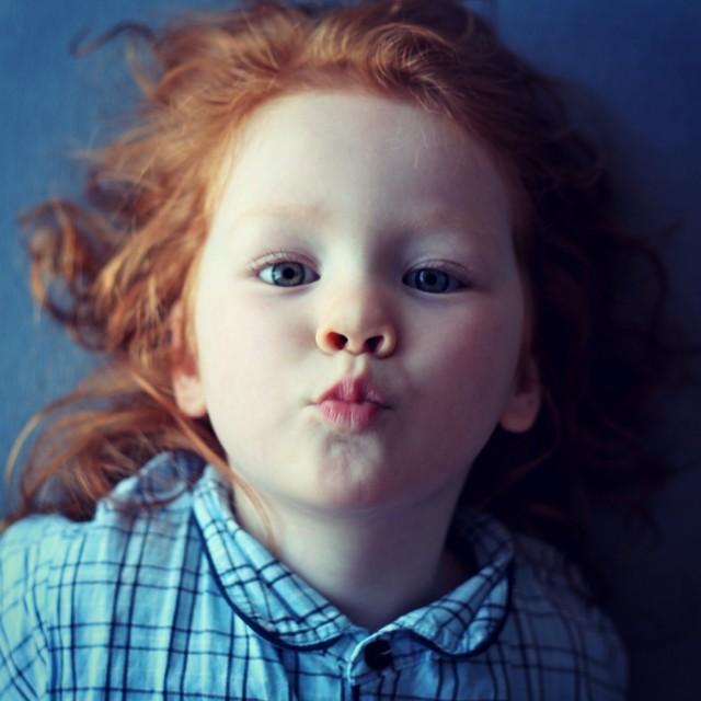 """""""Kiss"""" stock image"""