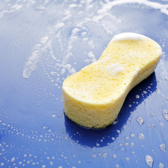"""Car wash"" stock image"
