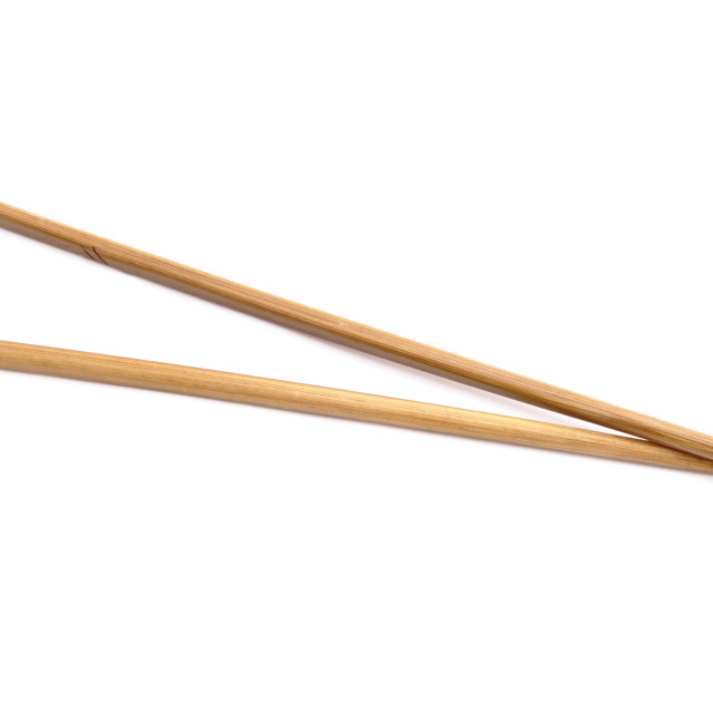 """Wood chopsticks"" stock image"
