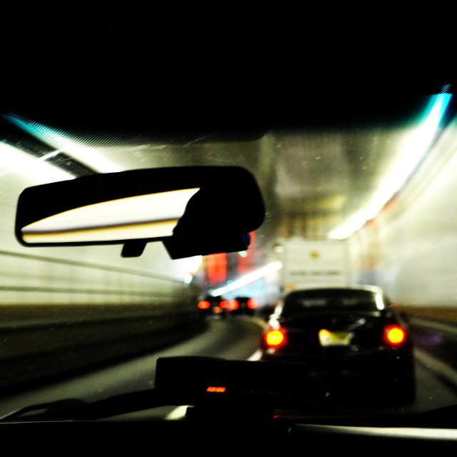 """""""Holland Tunnel"""" stock image"""