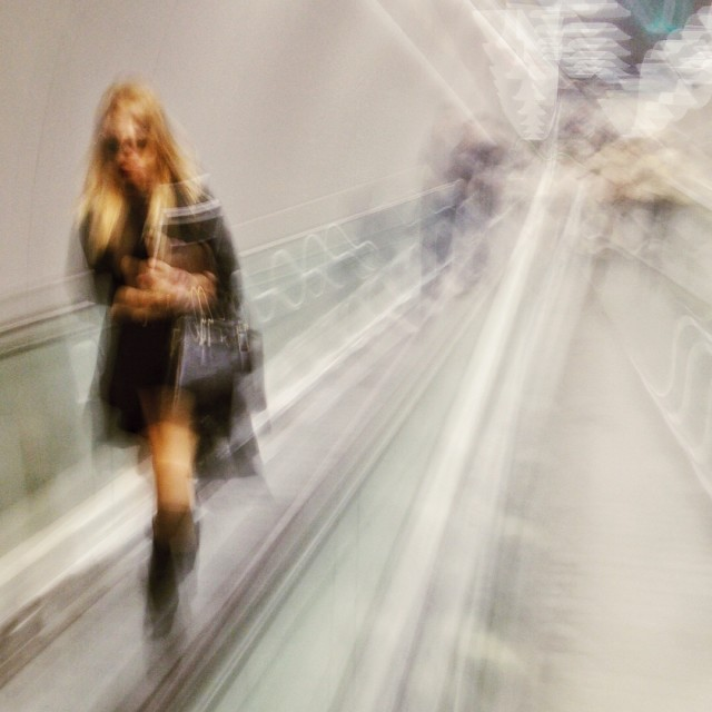 """Abstract woman"" stock image"