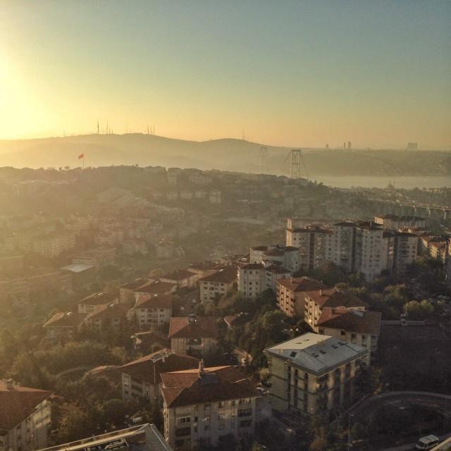 """Eurasia - Istanbul"" stock image"