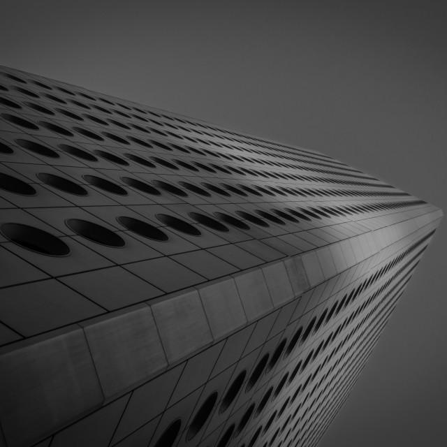 """Skyscraper Hong Kong"" stock image"