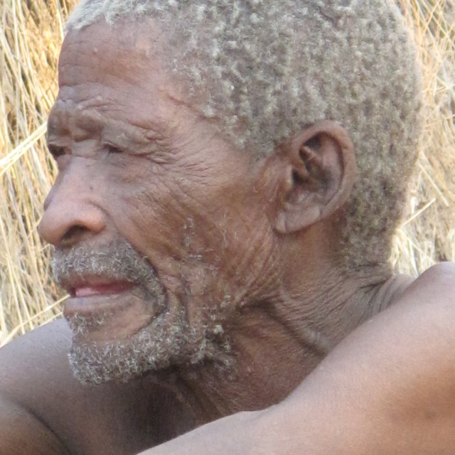 """Masai wise old man (1)"" stock image"