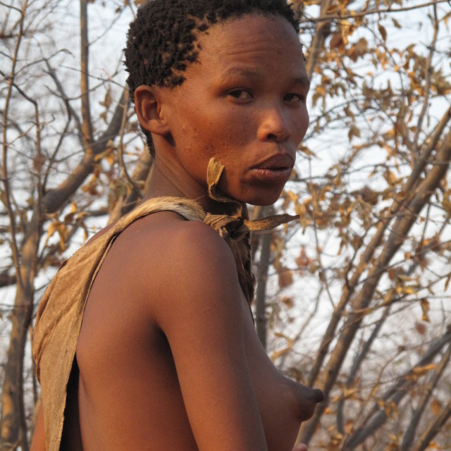"""Masai Woman"" stock image"