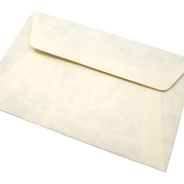 """Old envelope"" stock image"