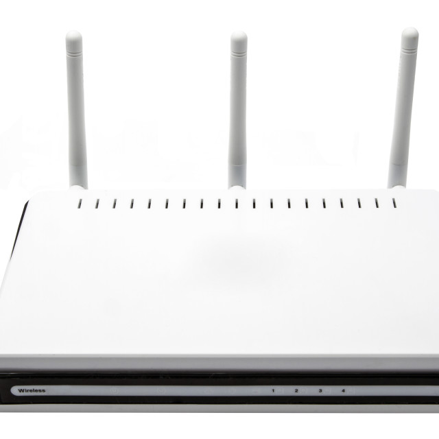 """""""wireless router"""" stock image"""