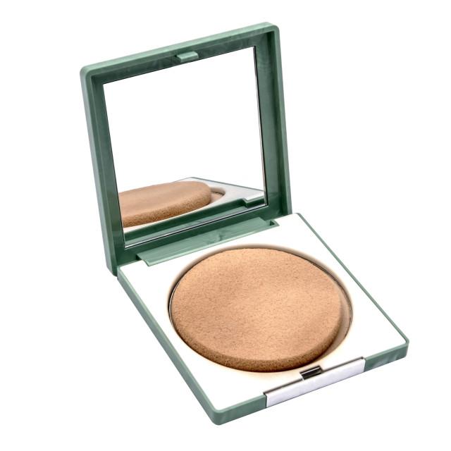 """Powder compact"" stock image"