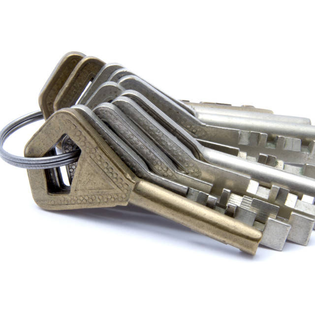 """Key"" stock image"