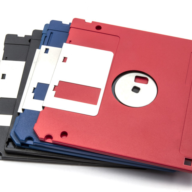 """floppy disk"" stock image"