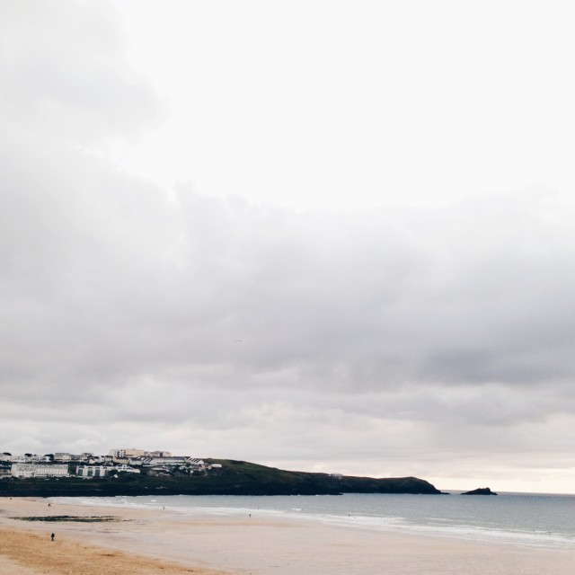 """South Fistral"" stock image"