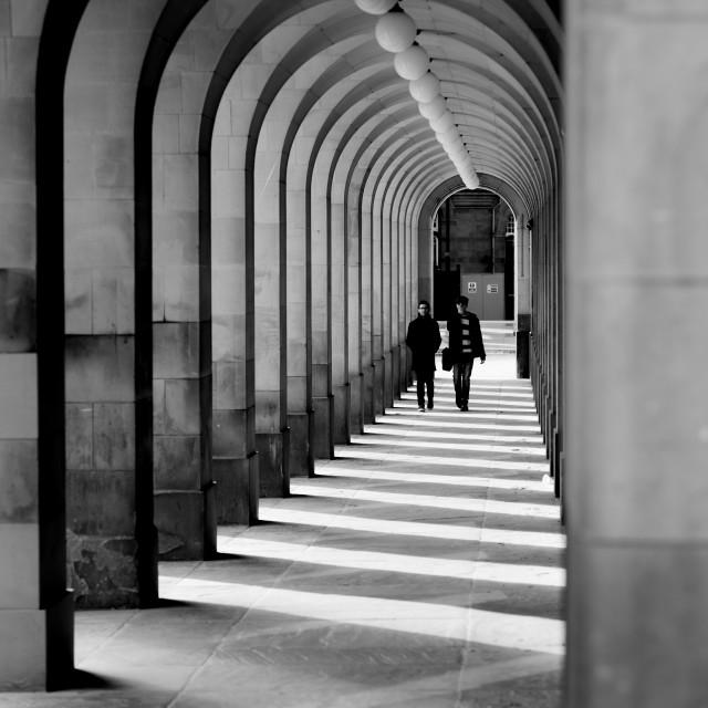 """hallway"" stock image"