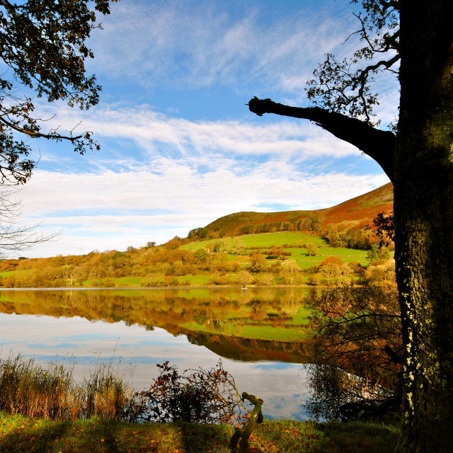 """Loweswater"" stock image"