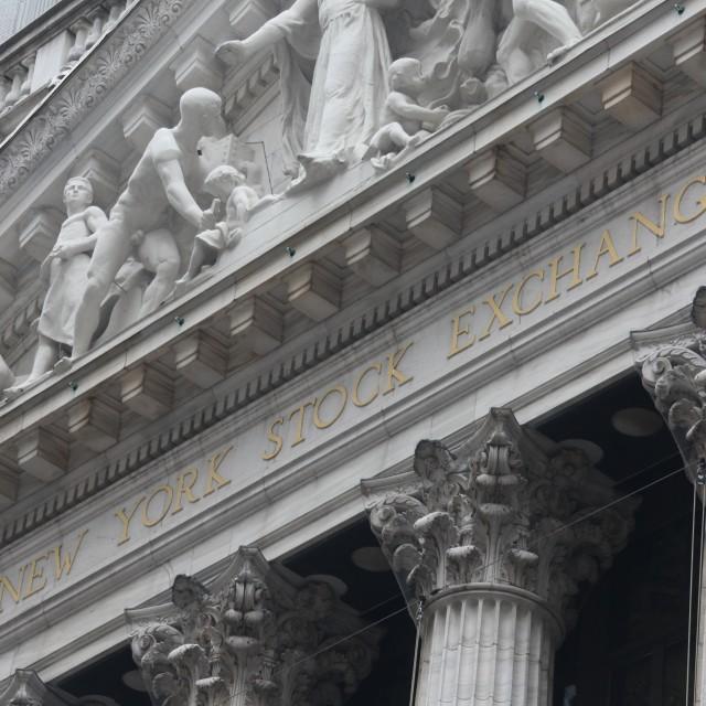 """Stock Exchange"" stock image"