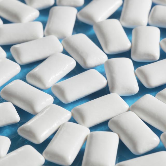 """""""Gum"""" stock image"""