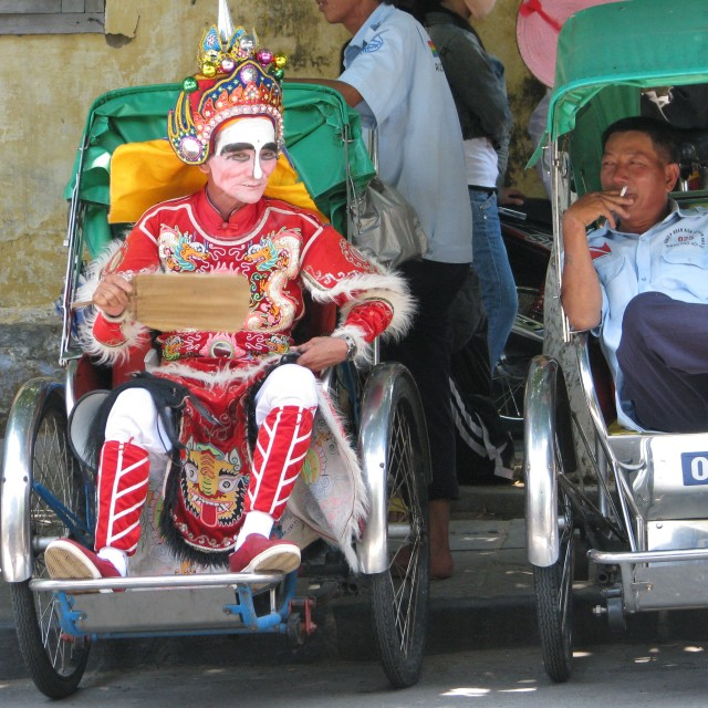 """Hoi An Street Carnival"" stock image"