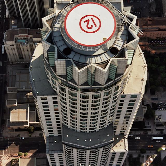 """US Bank Tower"" stock image"