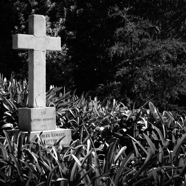 """""""headstone"""" stock image"""