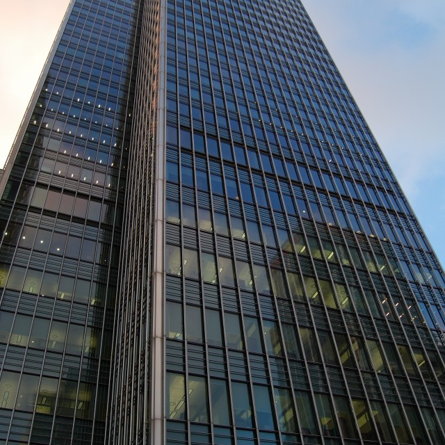 """Office Tower"" stock image"