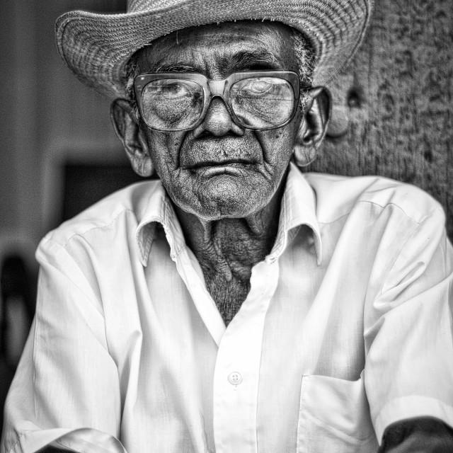"""""""Cuban man"""" stock image"""