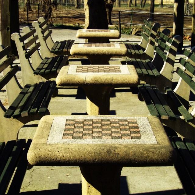 """Chess & Checkers"" stock image"