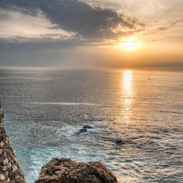 """Nazare, Portugal"" stock image"