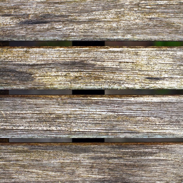 """Worn Wooden Table Panels Texture"" stock image"