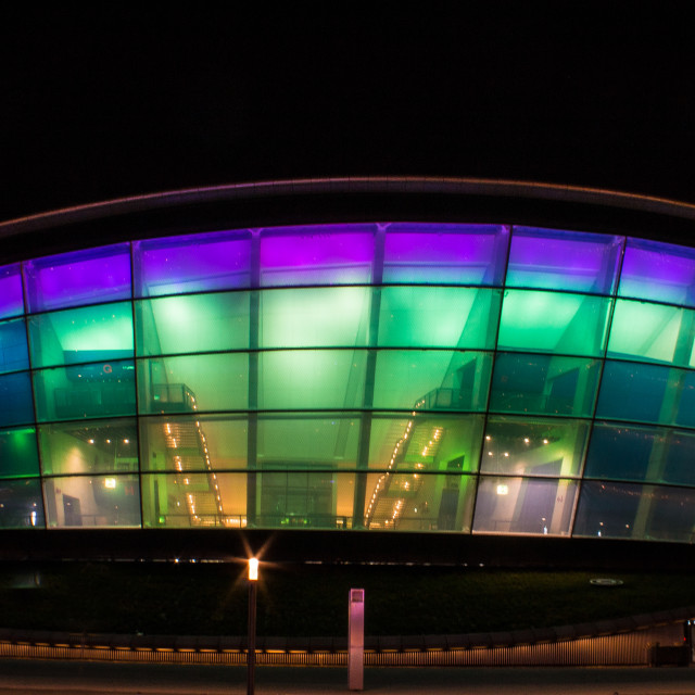 """SSE Hydro Arena"" stock image"