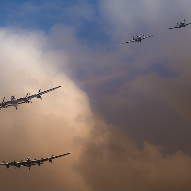 """Battle of Britain"" stock image"