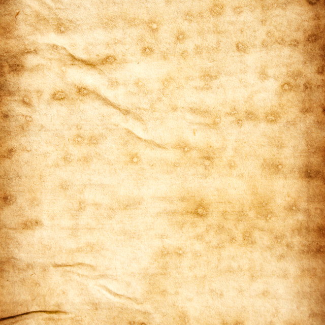 """Old Stained Paper"" stock image"