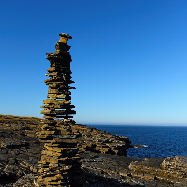 """rocky stack"" stock image"