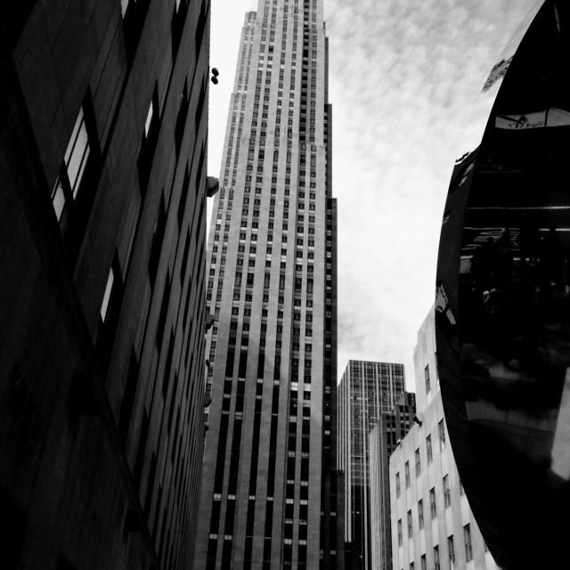 """""""Rockefeller"""" stock image"""