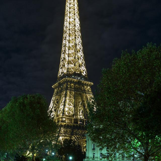 """""""PARIS, FRANCE"""" stock image"""