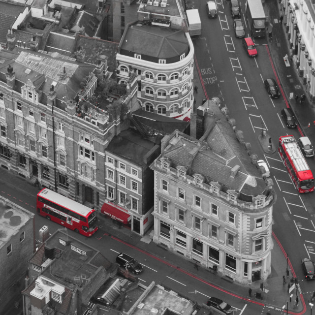 """Southwark St"" stock image"